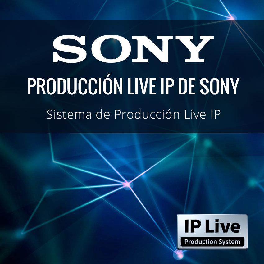 Sony Live IP