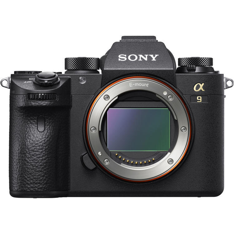 Cámara Sony Alpha A9