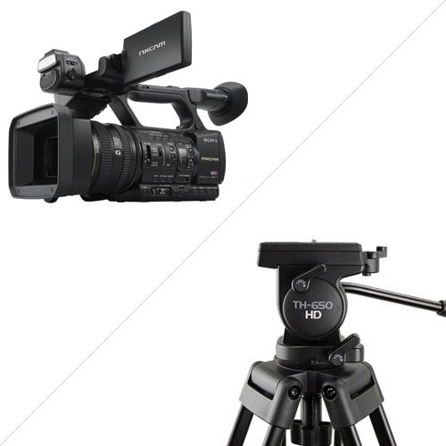 Paquete en renta Sony HXR-NX5R + Tripie