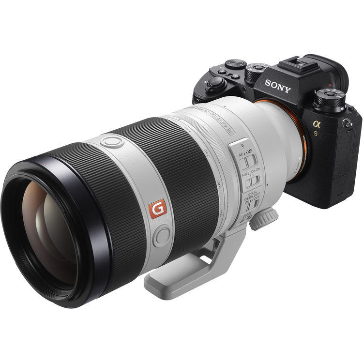 5df472804f Lente Sony SEL-100-400 G Master F/4.5-5.6 GM OSS - Videoservicios