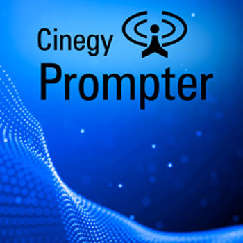 cinegy-prompter