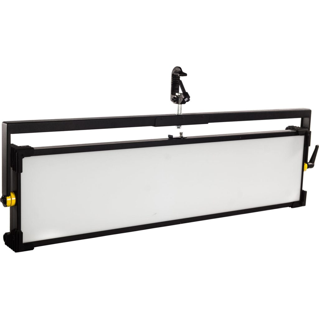 fluotec cinelight production 120 yoke con soporte