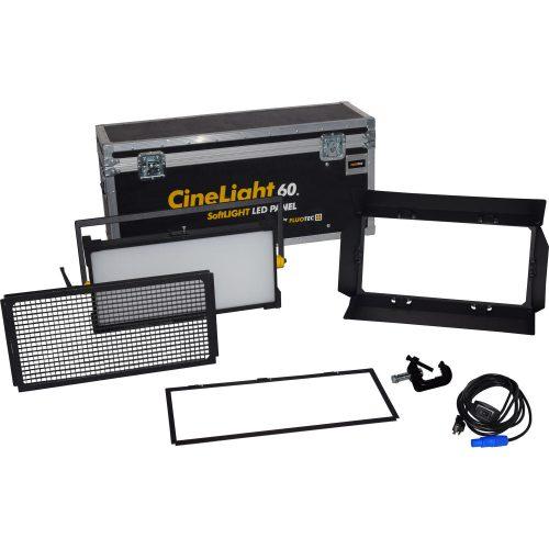Fluotec Cinelight Production 60 pack 1 YOKE c/soporte