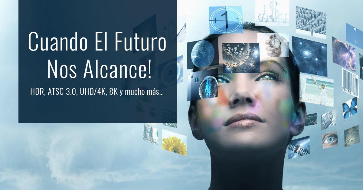 Cuando el futuro nos alcance!