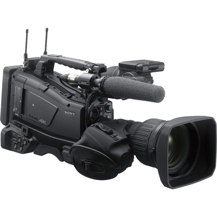 Sony Videocámara Shoulder XDCAM 4K PXW-Z450