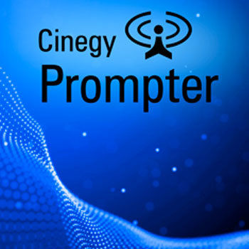 Cinegy Prompter