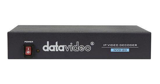 Datavideo decodificadores