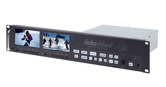 Datavideo equipos de prueba