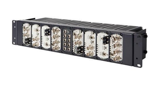 Datavideo racks and paneles