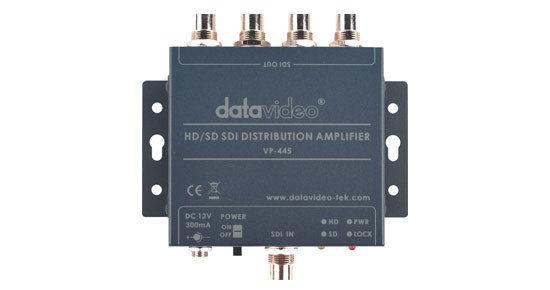 Datavideo repetidores y distribuidores