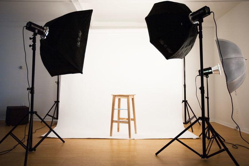 Renta de Estudio de Fotografía