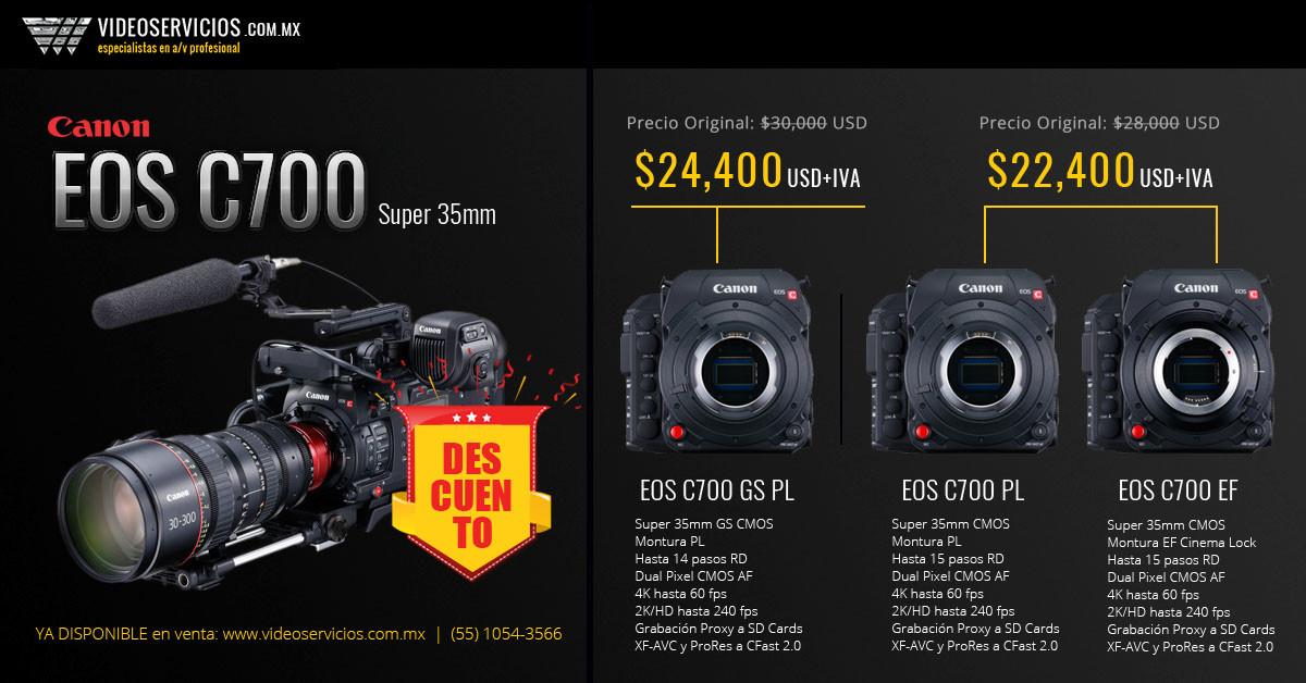 Canon EOS C700 Super 35mm Promo
