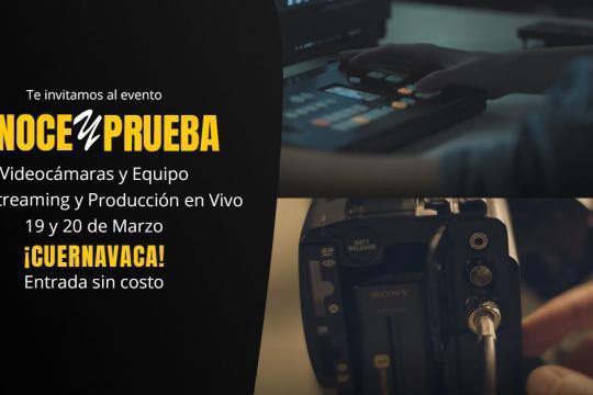 Invitación Evento Cuernavaca 19 y 20 Marzo