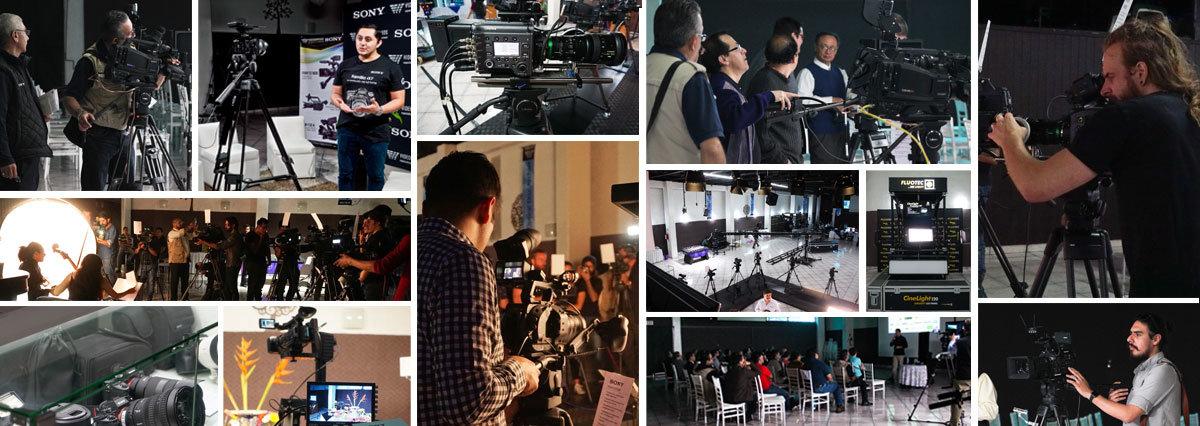 Collage Experiencia Videoservicios 2019