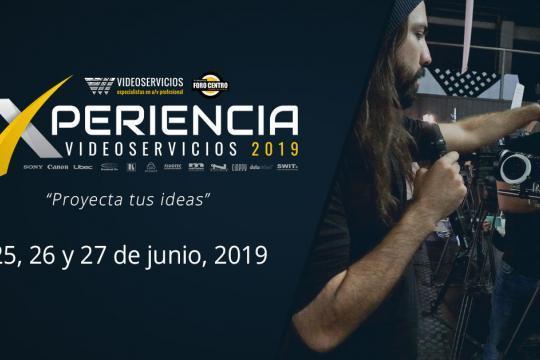 Experiencia Videoservicios 2019