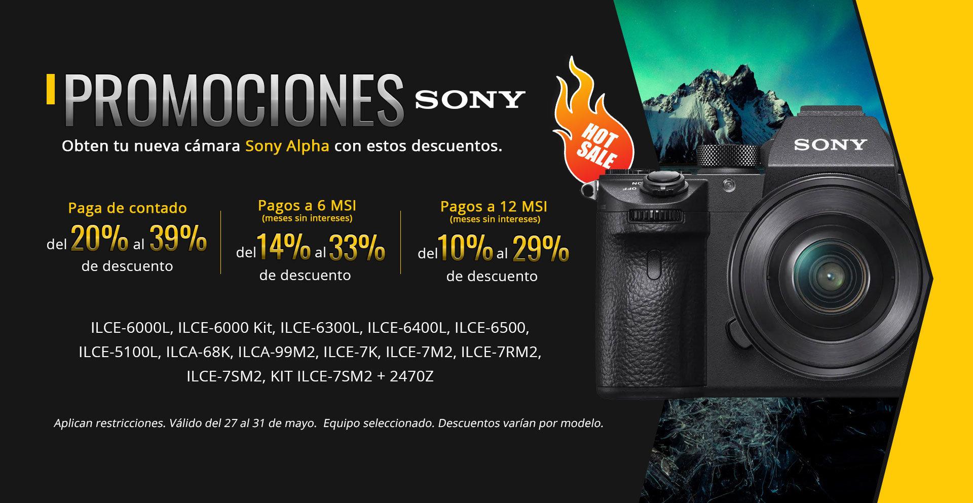 Hot Sale Sony Alpha