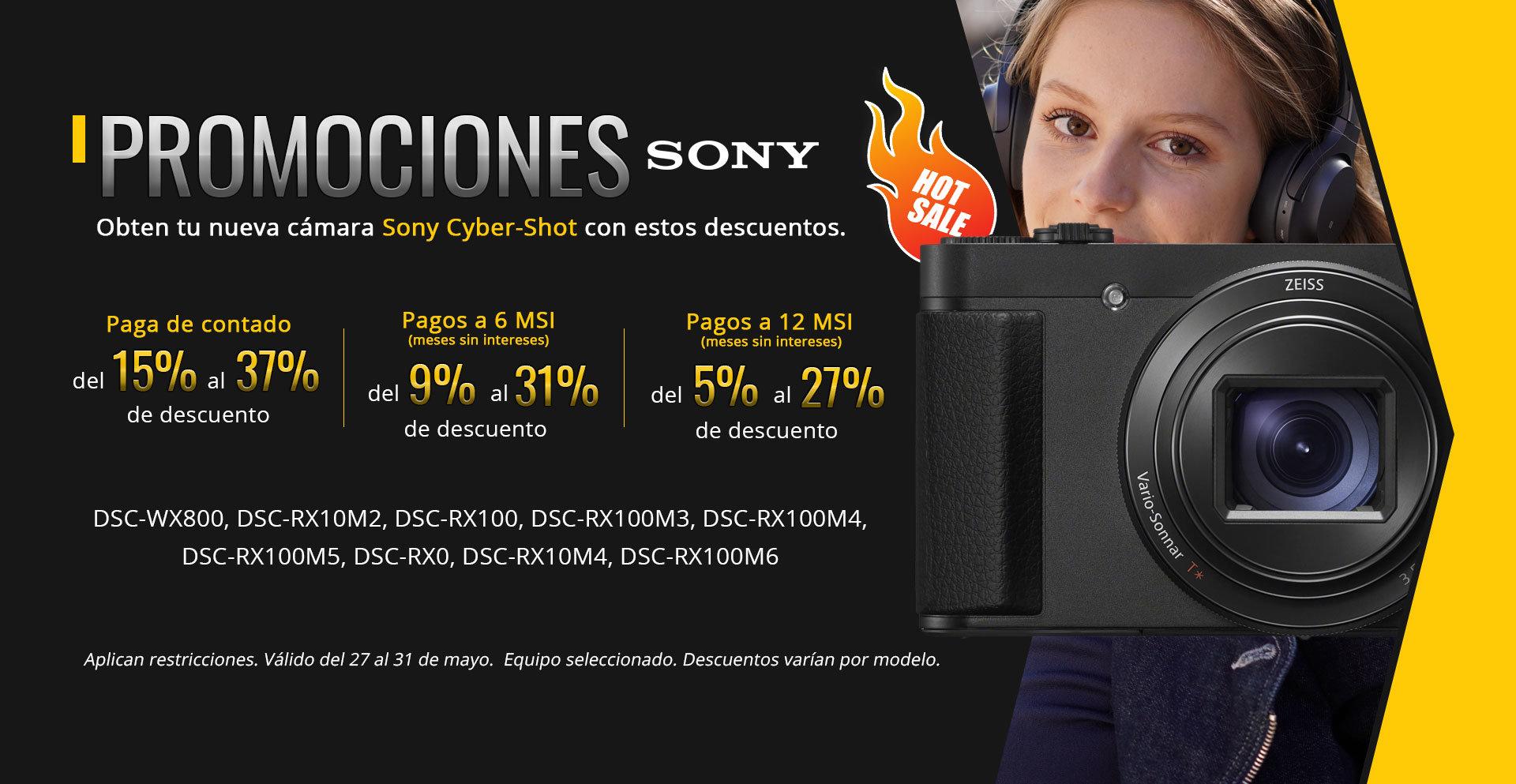 Hot Sale Sony Cyber-Shot