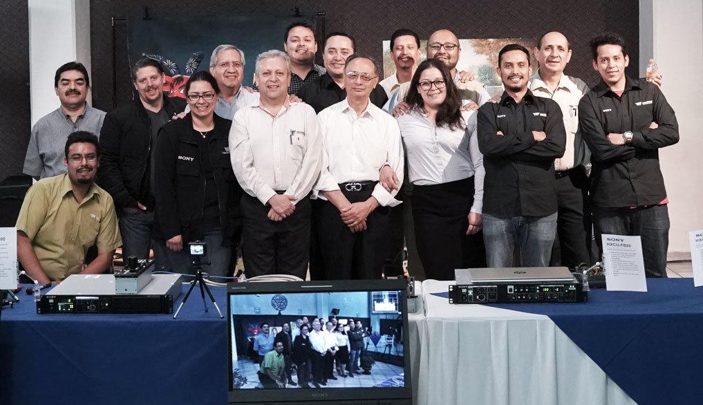 Equipo Videoservicios 2019