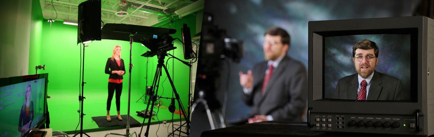 Estudio de Televisión Empresarial o Corporativo
