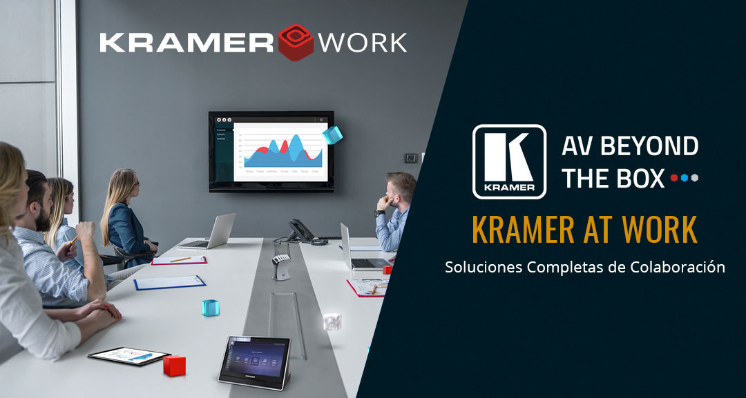 Kramer at Work