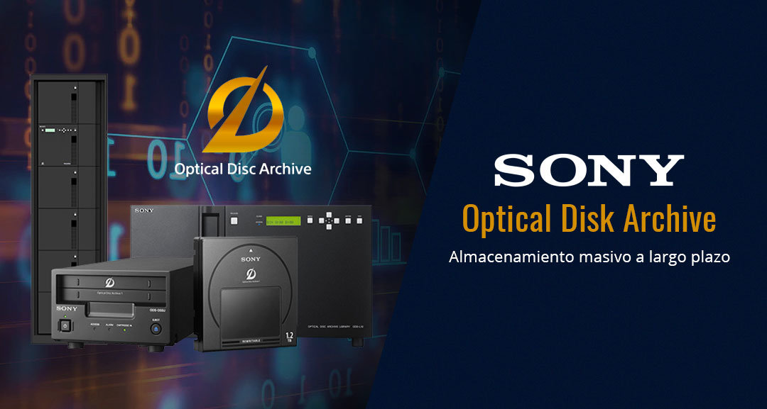 Sony Optical Disk Archive