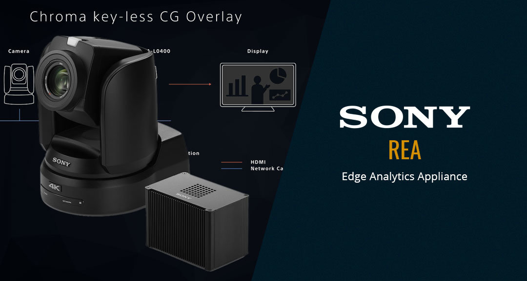 Sony REA - Edge Analytics Appliance