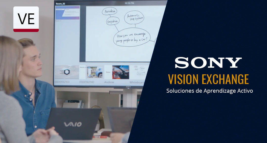 Sony Vision Exchange