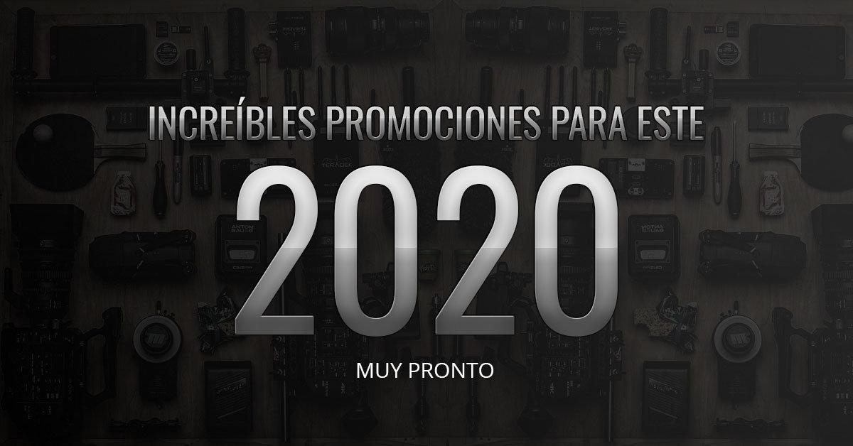 Increíbles promociones para el 2020