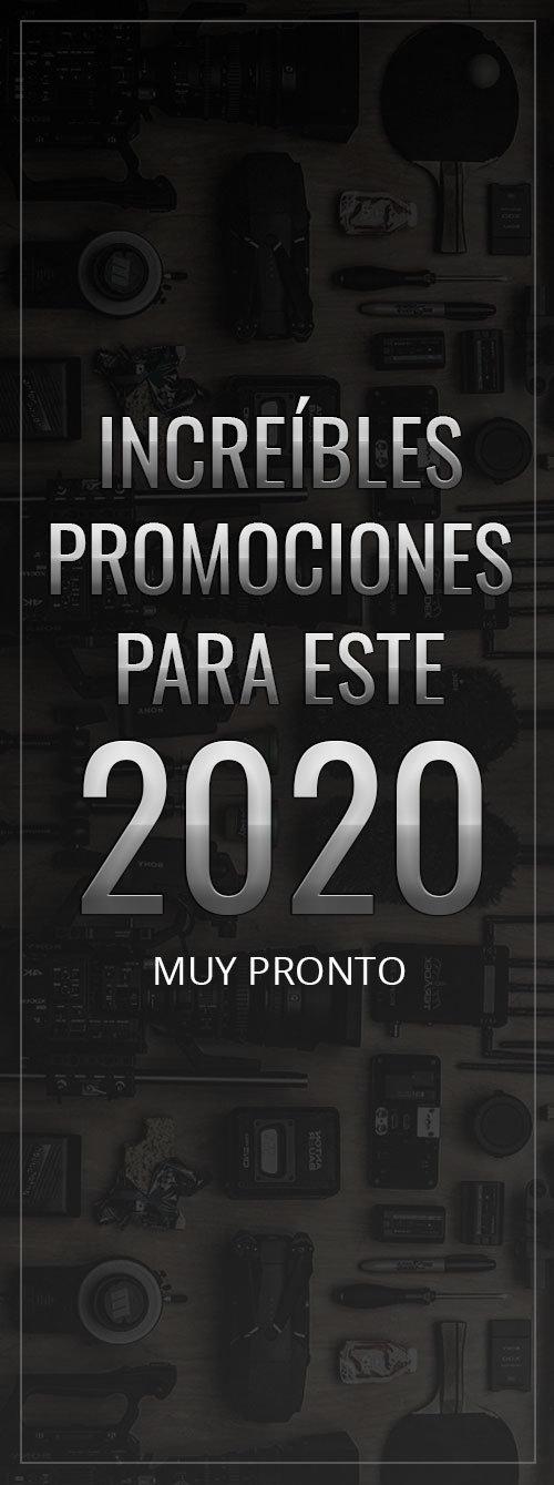 Promociones para el 2020